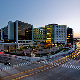 Cedars-Sinai Medical Center location