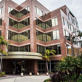 Los Angeles Howard Hughes Center LAX location