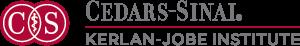 Cedars-Sinai Kerlan-Jobe Institute horizontal logo
