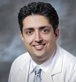 Doctor Arash Lavian MD headshot