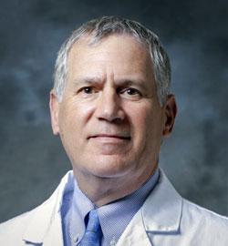 Doctor Bert Mandelbaum MD headshot