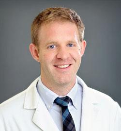 Doctor Christopher Kidd MD headshot