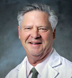 Doctor Kenton Horacek MD headshot