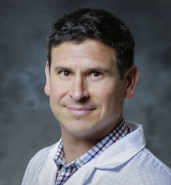 Doctor Michael Gerhardt MD headshot
