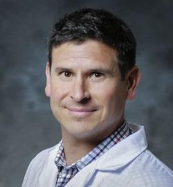 Doctor Michael Gerhardt MD headshot