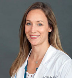Doctor Rachel Triche MD headshot