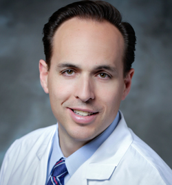 Doctor David Hay MD headshot