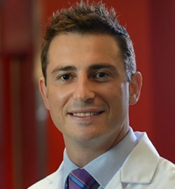 Doctor Kenton Fibel MD headshot