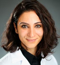 Doctor Mona Zall DO headshot
