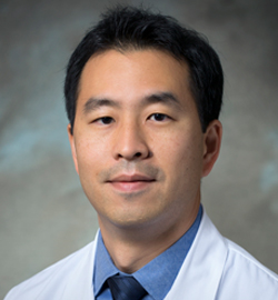 Doctor Steve Yoon MD headshot