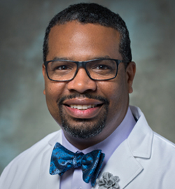 Doctor Vernon Williams MD headshot