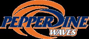 Pepperdine University Waves logo